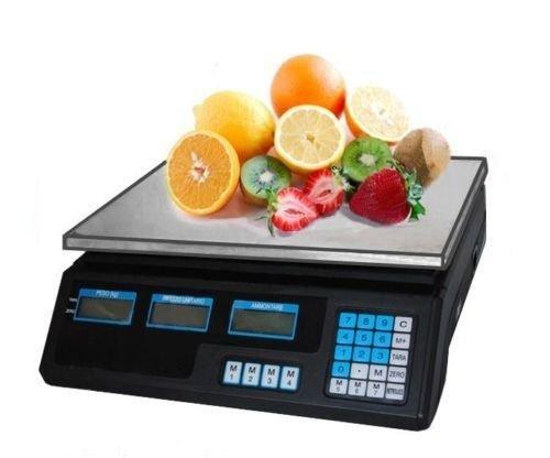 bilancia-elettronica-digitale-professionale-max-40-kg-con-display-nuovo