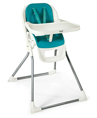 Mamas & Papas Pixi High Chair (Teal) - 1