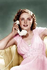 EH0537 Kay Aldridge American model Actress Vintage 36x24 POSTER Print