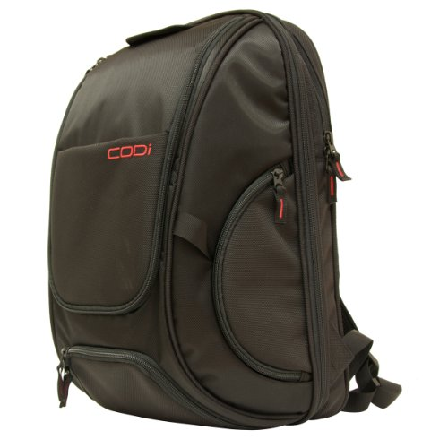 CODi CT3 Checkpoint Tested Apex Backpack, Black