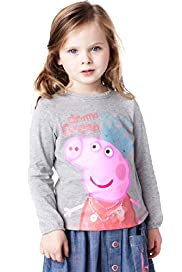 Limited Pure Cotton Peppa Pig Top