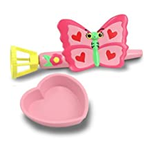 Melissa & Doug Bella Butterfly Bubble Blower