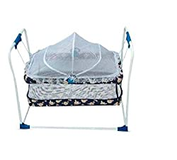 Bajaj Baby Cradle Super Deluxe - Blue