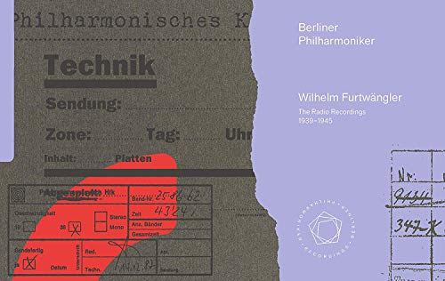 SACD : BERLINER PHILHARMONIKER - Radio Recordings 1939-19 (22 Discos)