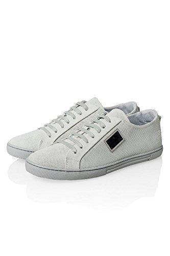 Antony Morato Sneaker Uomo Scarpe sportive da uomo Bianco (Col. 1000) 40