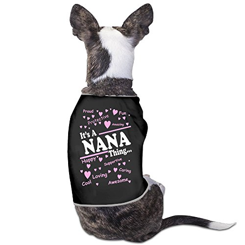 [LeeRa It's A NANA Thing Special Design Dog Sweater] (Dance Costumes Atlanta)