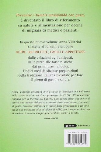 Libro prevenire in cucina mangiando con gusto di anna villarini - Prevenire in cucina mangiando con gusto ...