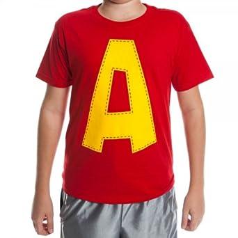 alvin the chipmunks boys t shirt xl co uk