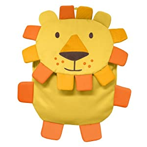 Geen Sprouts Safari Friends Backpack Lion
