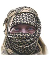 NEW! LARGER SIZE: Shemagh Traditional desert Headwear made by Proforce