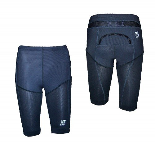 CEP Women's Compression Running Shorts