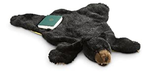 Plush Animal Rug, BEAR