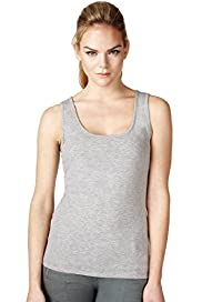 Limited Collection Scoop Neck Vest Top