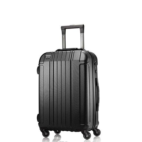 hartmann-vigor-carry-on-spinner-black-one-size