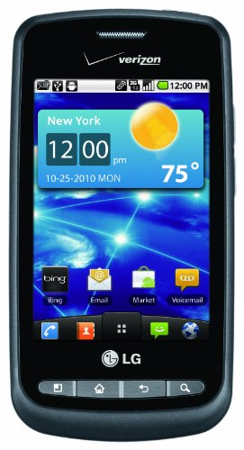 LG Vortex Android Phone, Grey (Verizon Wireless)