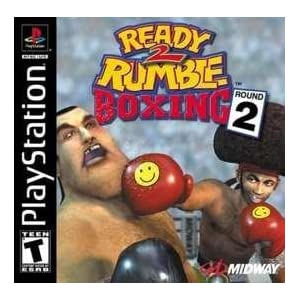 Ready to Rumble Boxing: Round 2 - PlayStation: PlayStation: Computer and Video Games - Amazon.ca