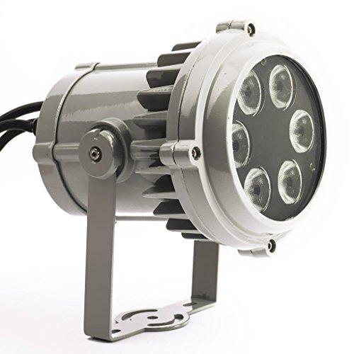 Eyourlife 6 X10W Rgbw 4In1 Ip65 Dmx Outdoor Waterproof Par 64 Stage Light