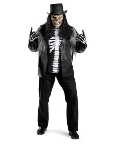 Cryptic Rocker Adult Costume Adult Mens Costume