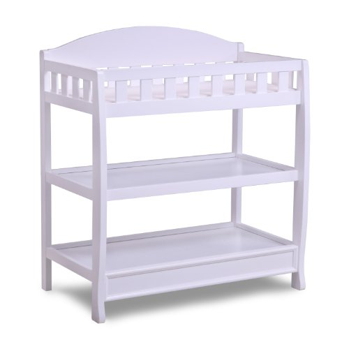 what is the price for delta children s infant changing table with pad white avdaavdazfsxvd