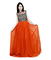 Looks & Likes fab Orange Gown_