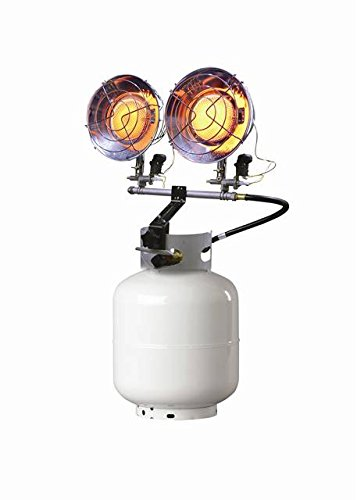 Mr-Heater-F242655-MH30TS-Double-Tank-Top-Outdoor-Heater-8000-to-30000-BTU-Per-Hour