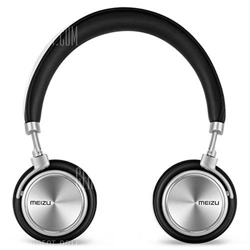 Original Meizu HD50 Hi-Fi On - Ear Headphones - BLACK (Wrapper Fender compare prices)