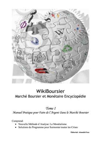 Couverture du livre WikiBoursier Marché Boursier et Monétaire Encyclopédie