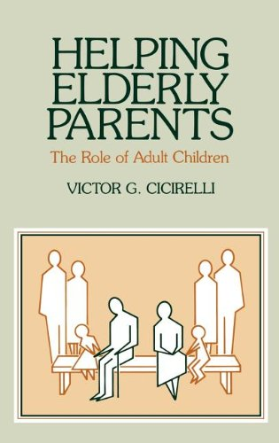 Helping Elderly Parents: The Role of Adult Children