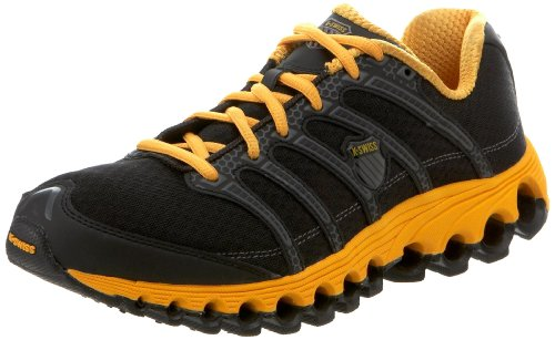 K-Swiss Women's Tubes Run 100 A Black/Charcoal Trainer 92316-020-M 3.5 UK
