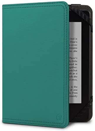 Marware Vassen Kindle Cover, Green  [will only fit Kindle Paperwhite, Kindle (5th Generation), Kindle Touch (4th Generation) and Kindle (7th Generation)]