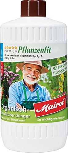 Mairol Organisch-mineralischer Dünger Pflanzenfit Liquid 1.000 ml