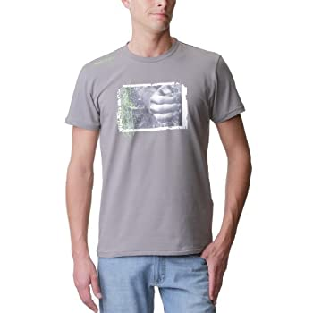Millet Addiction Ts Ss T-shirt homme Smoked Grey XXL