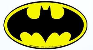 Licenses Products Licenses Products DC Comics Batman Logo Sticker
