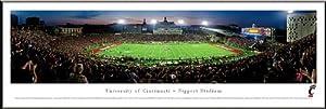 Buy Cincinnati Bearcats - Nippert Stadium - Carson Field - Framed Poster Print by Laminated Visuals