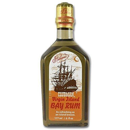 Clubman Isola Vergine Bay Rum Fragranza (177ml)