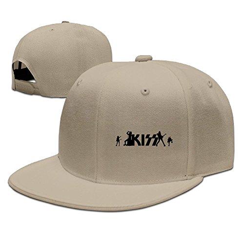 YA-HiUK -  Cappellino da baseball  - Uomo Natural Taglia unica