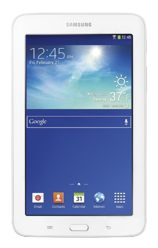 Click to buy Samsung Galaxy Tab 3 Lite (7-Inch, White) (Certified Refurbished) - From only $8