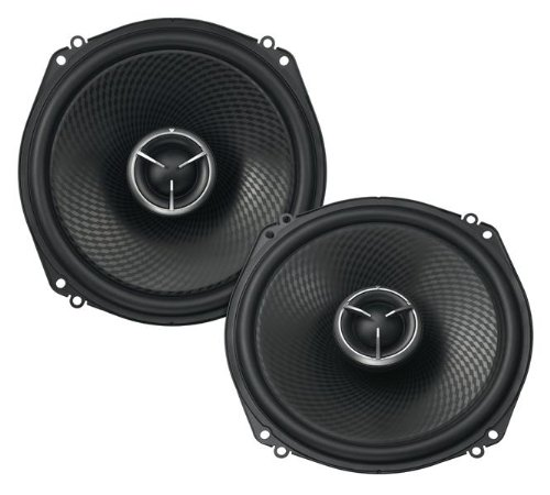 Kenwood Kfc-X183C Excelon 7-Inch Oversized Custom Fit 2-Way Speaker System