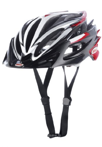 Bell Fahrradhelm SWEEP 10, Red/Black,