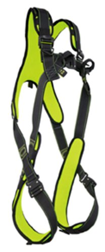 Guardian Fall Protection 11022 XL Cyclone HUV Harness with Pass-Thru Chest Buckle and Leg Tongue Buckles (Fall Harness Xl compare prices)