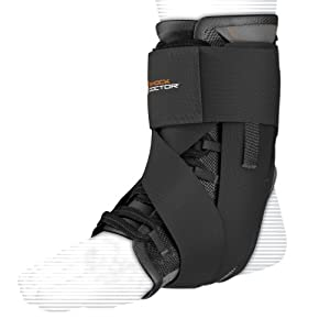 Shock Doctor Ultra Wrap Lace Ankle Support by Shock Doctor