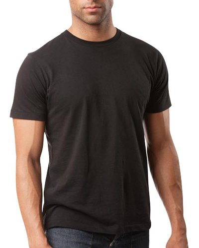 All American Clothing Co. Men's Lightweight Fine Jersey Tee