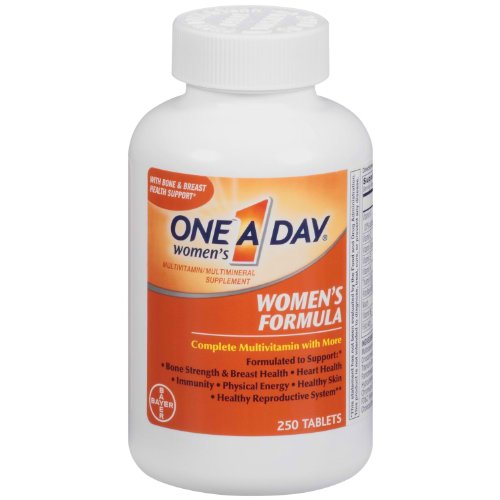Scs One A Day® Women'S Formula Complete Multivitamin - 250 Ct.