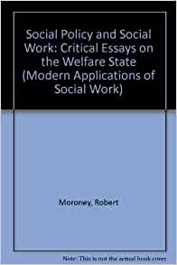 Social policy essays