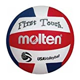 Molten First Touch Fabric Youth Volleyball