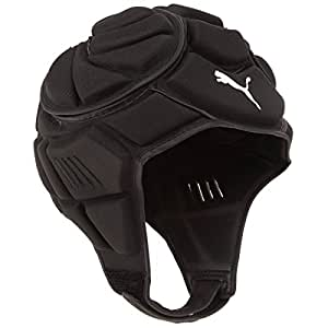 Puma PWR Rugby Protection tte homme Noir FR : 44/46 (Taille Fabricant : S)