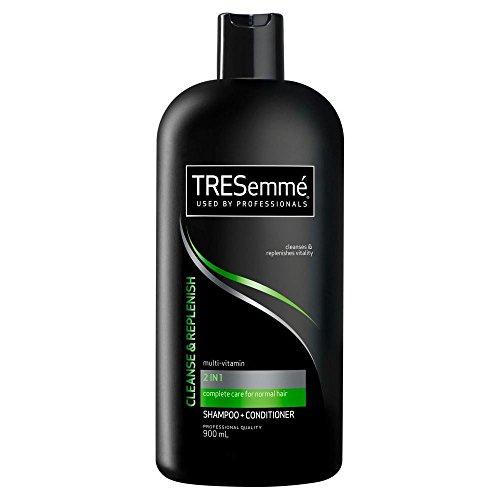 Tresemmé 2En1 Shampooing - Nettoyer Et Reconstituer (900Ml)