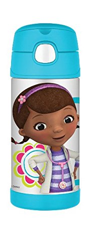 Thermos Funtainer 12 Ounce Bottle, Doc McStuffins (Doc Mcstuffins Toy Box compare prices)