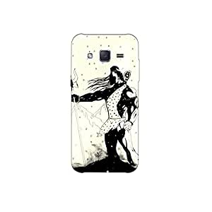samsung galaxy z3 tizen nkt11_R (26) Mobile Case by Mott2 - Lord Shiva