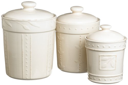 Signature Housewares Sorrento Collection Canisters,